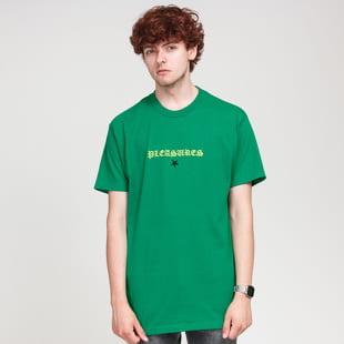 PLEASURES Shine Embroidered T-Shirt