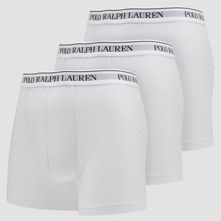 Polo Ralph Lauren 3Pack Stretch Cotton Boxer Briefs C/O