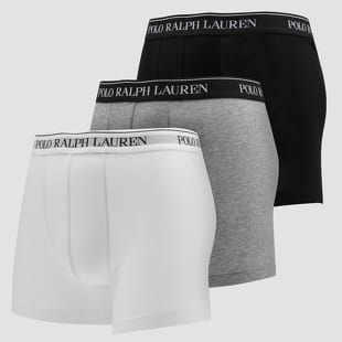 Polo Ralph Lauren 3Pack Stretch Cotton Boxer Briefs C/O