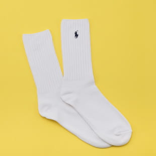Polo Ralph Lauren Classic Cotton Crew Socks C/O