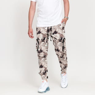 PREACH Cotton Cargo Pants Military Camo