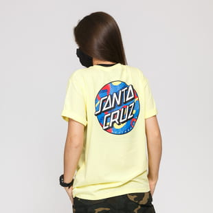 Santa Cruz W Primary Dot Tee