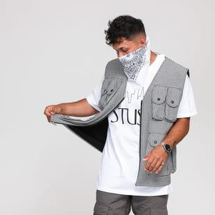 Stüssy Houndstooth Work Vest