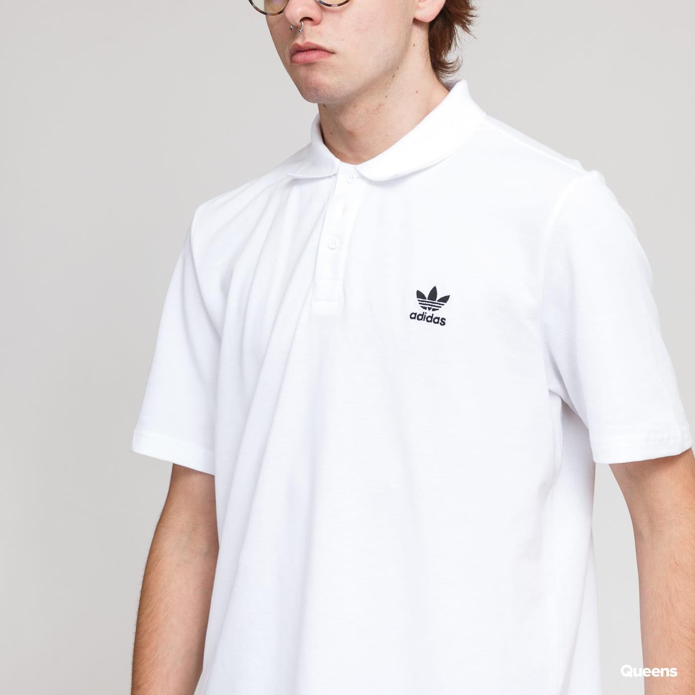 adidas Originals Essential Polo bílé