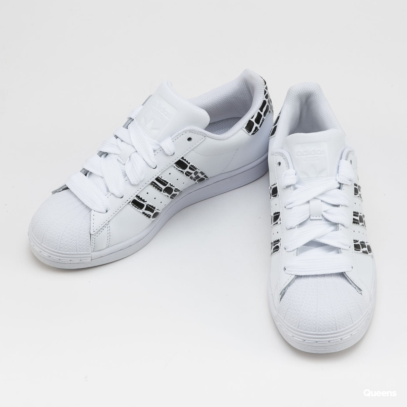 adidas Originals Superstar W ftwwht / goldmt / cblack