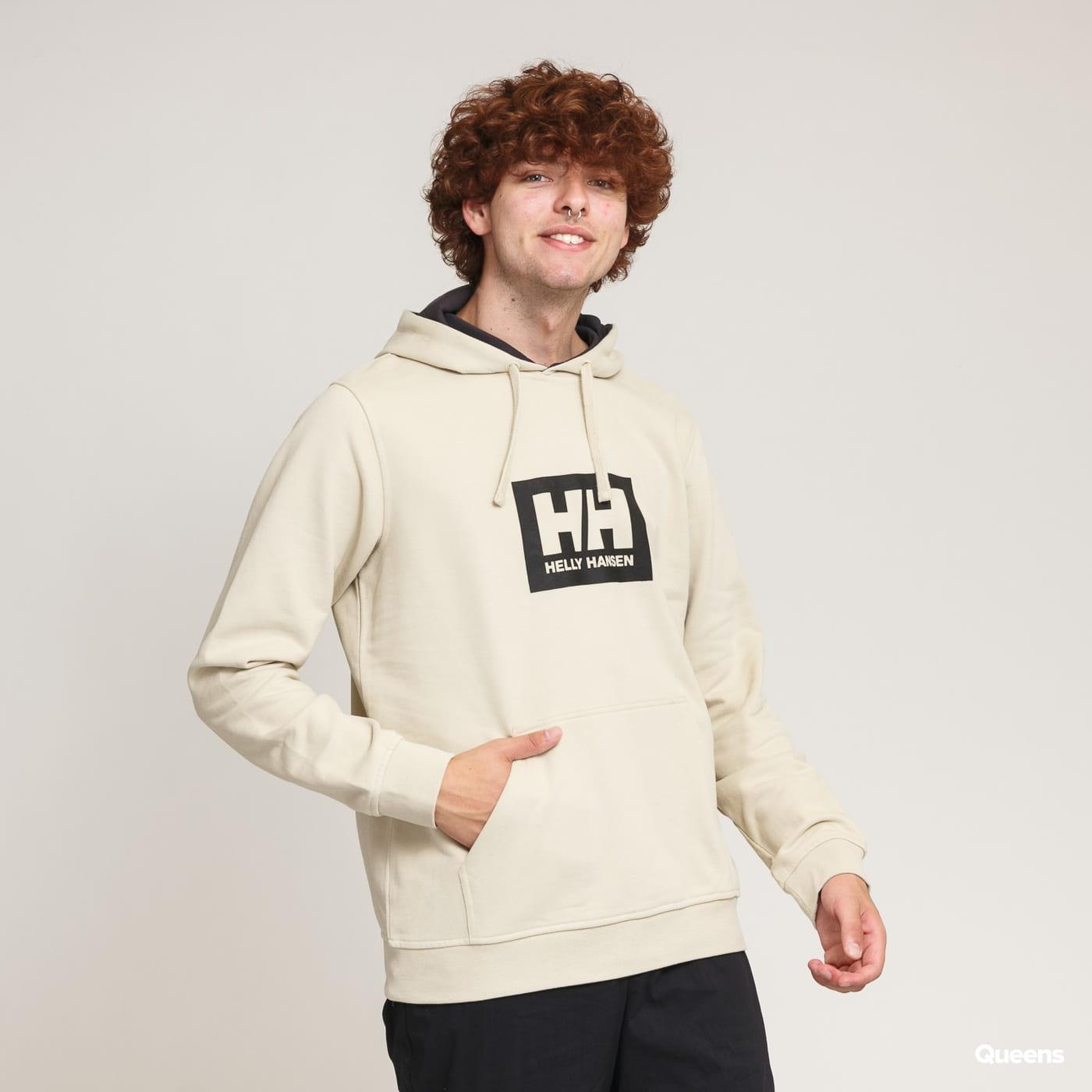 Helly Hansen Tokyo Hoodie light beige