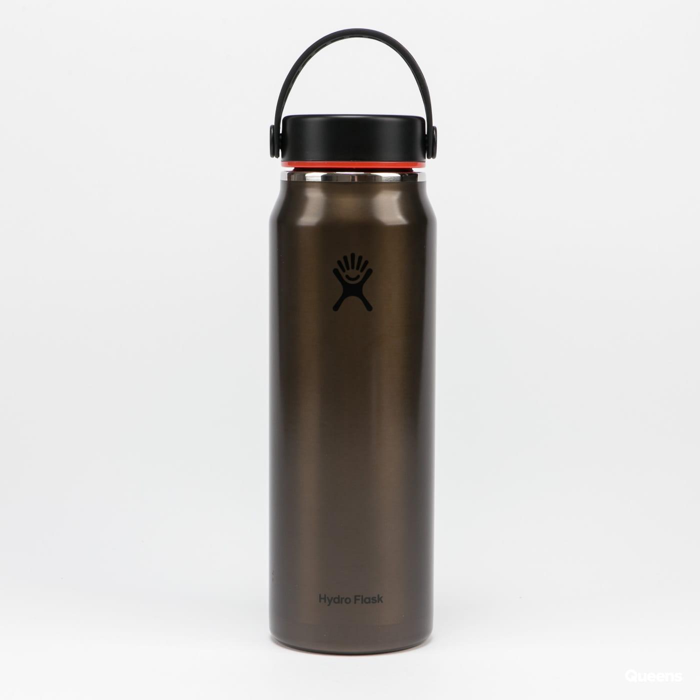Hydro Flask Lightweight Wide Flex Cap (946ml) brown