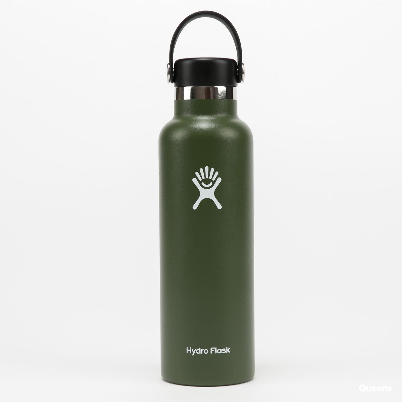 Hydro Flask Standard Mouth Flex Cap (621ml) olive / black