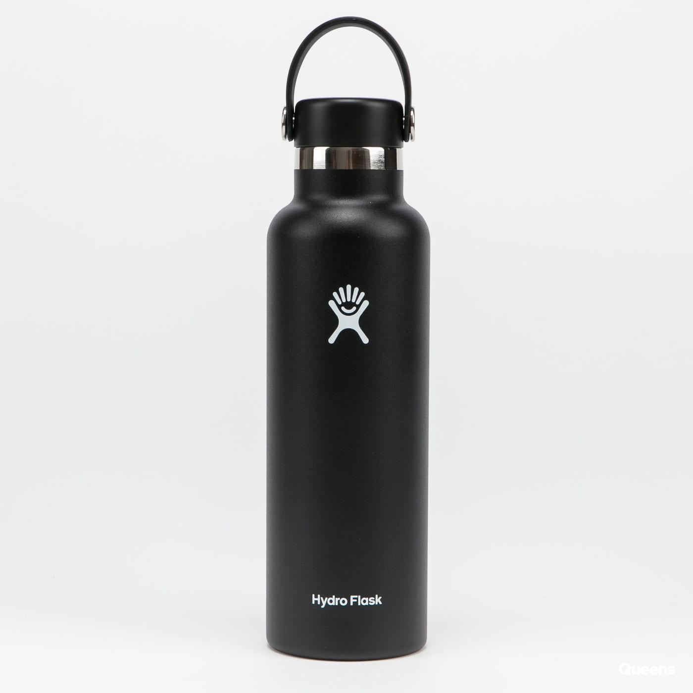 Hydro Flask Standard Mouth Flex Cap (621ml) black