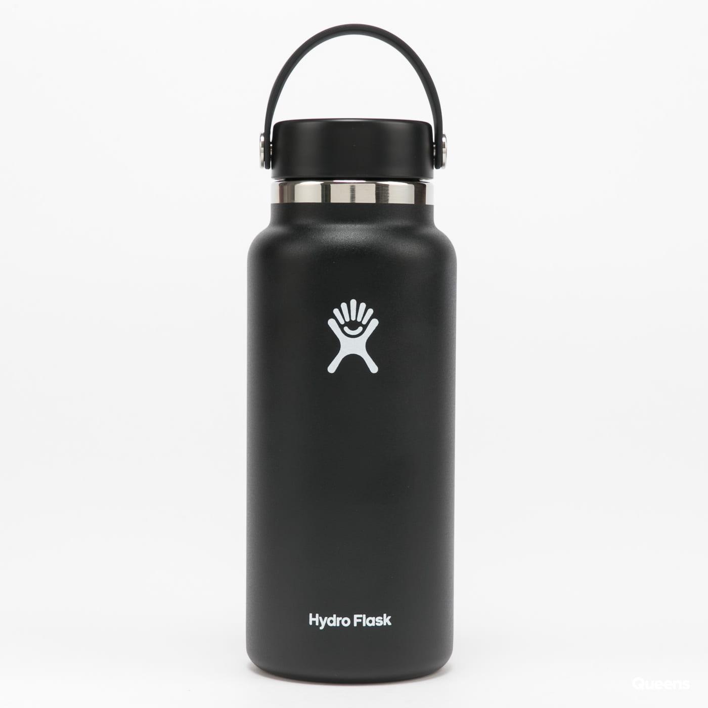 Hydro Flask Wide Mouth 2.0 Flex Cap (946 ml) černá