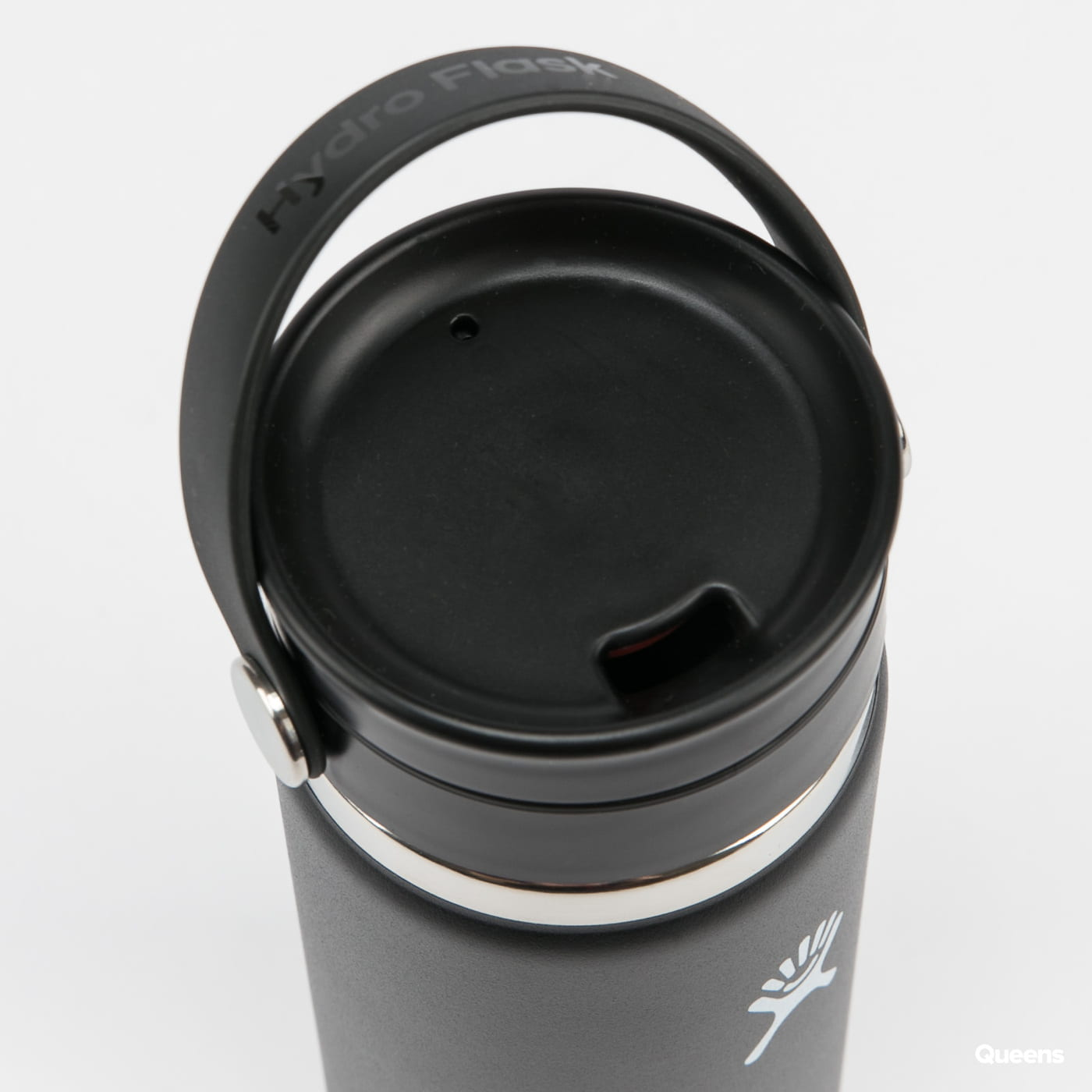 Hydro Flask Wide Mouth Flex Sip (473ml) black