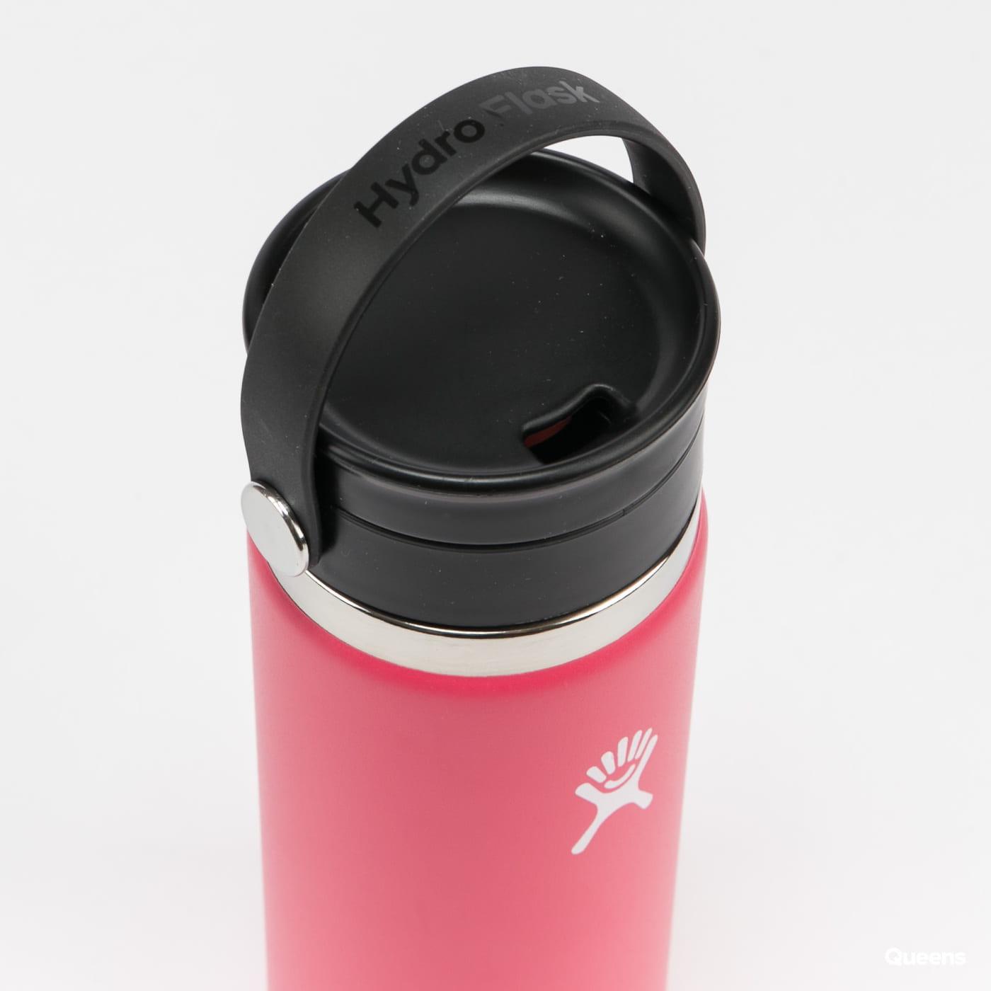 Hydro Flask Wide Mouth Flex Sip (473ml) dark pink