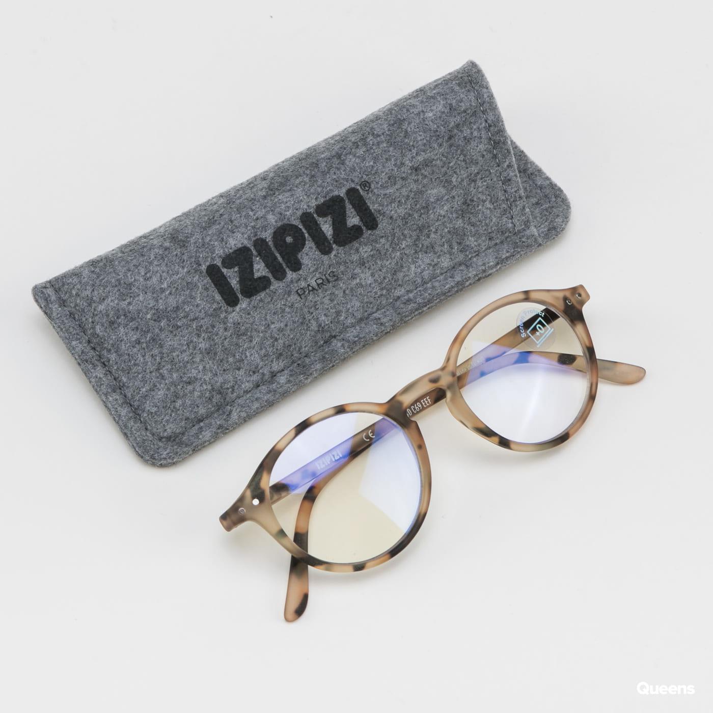 IZIPIZI Screen Protect #D light beige / black / transparent