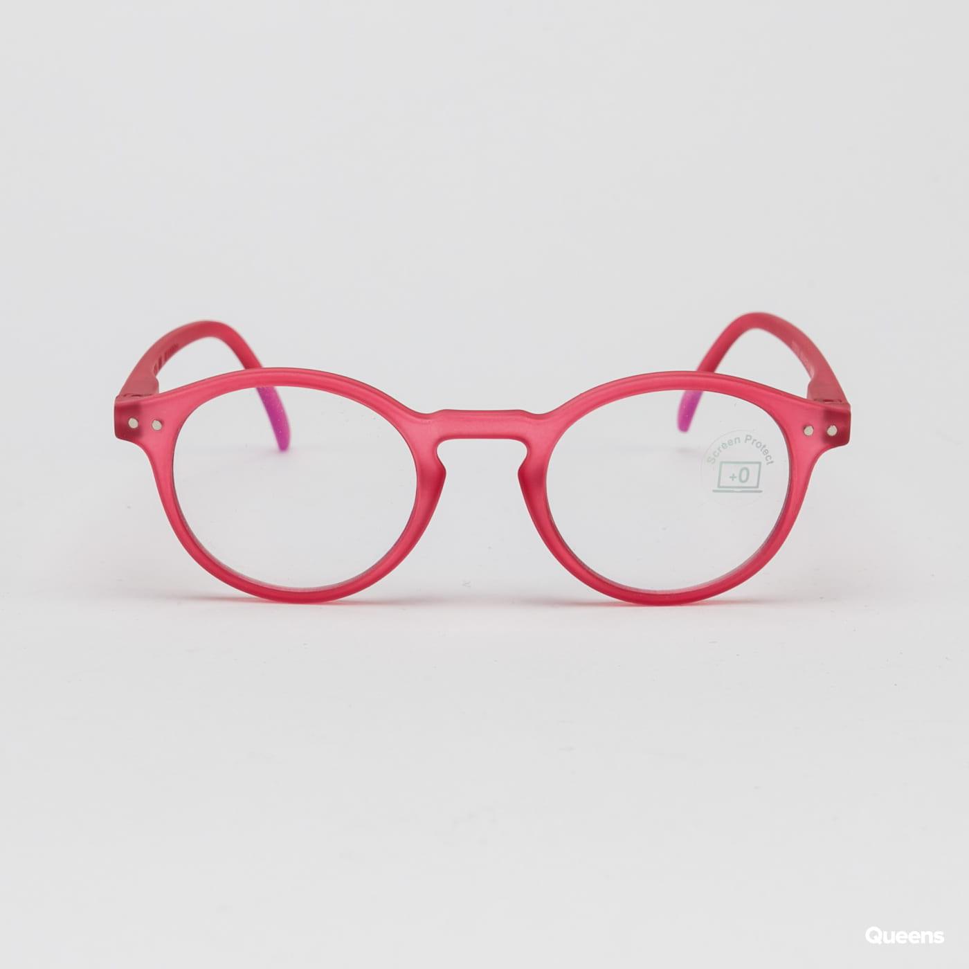 IZIPIZI Screen Protect #H pink / transparent