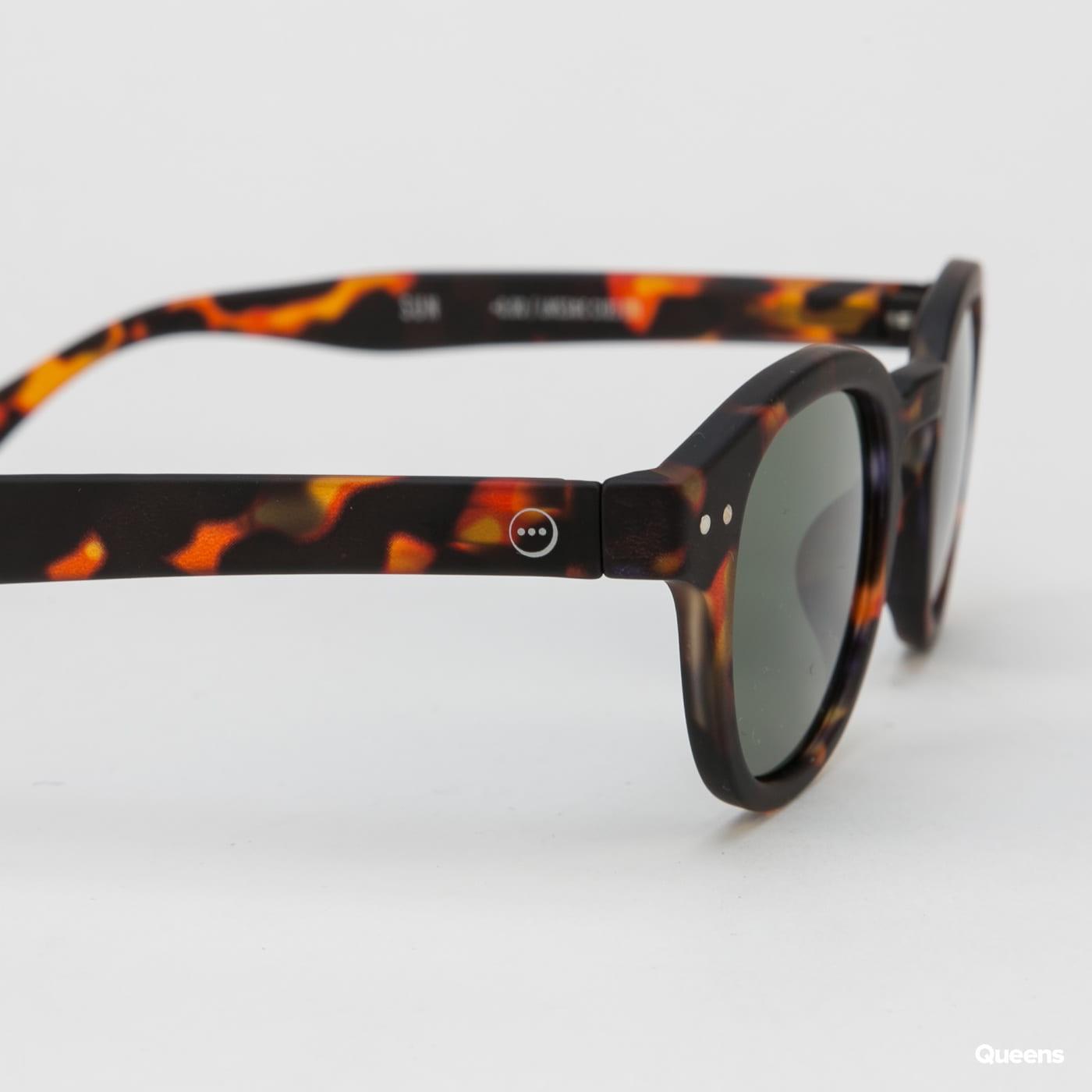 IZIPIZI Sunglasses #C brown / black
