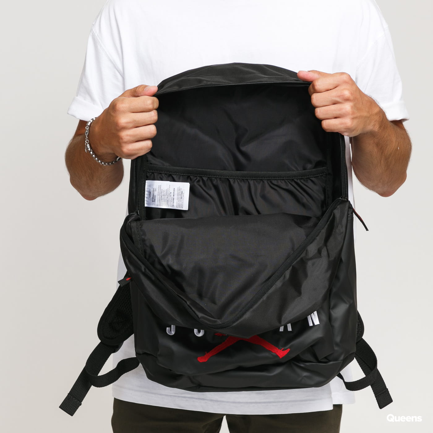 Jordan Pivot Pack černý