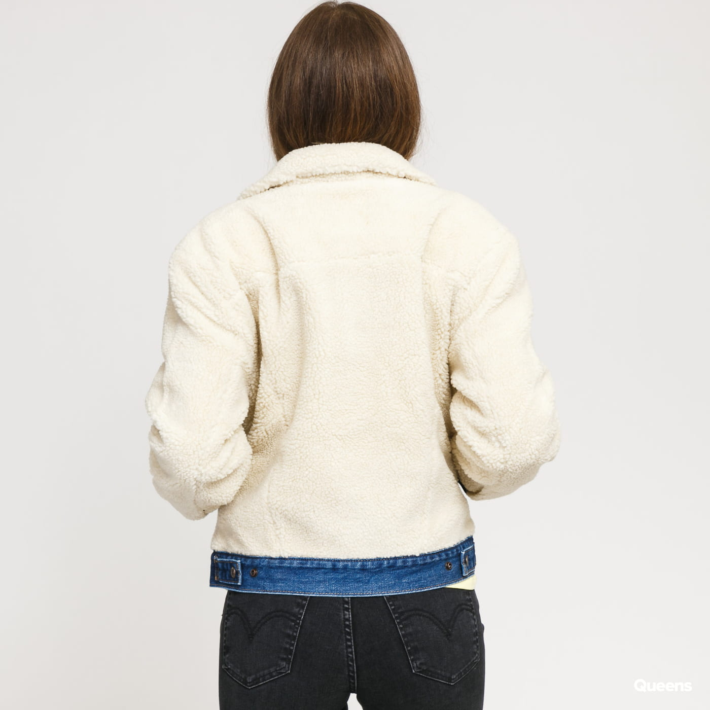 Levi's ® EX BF Pieced Trucker Counting sheep