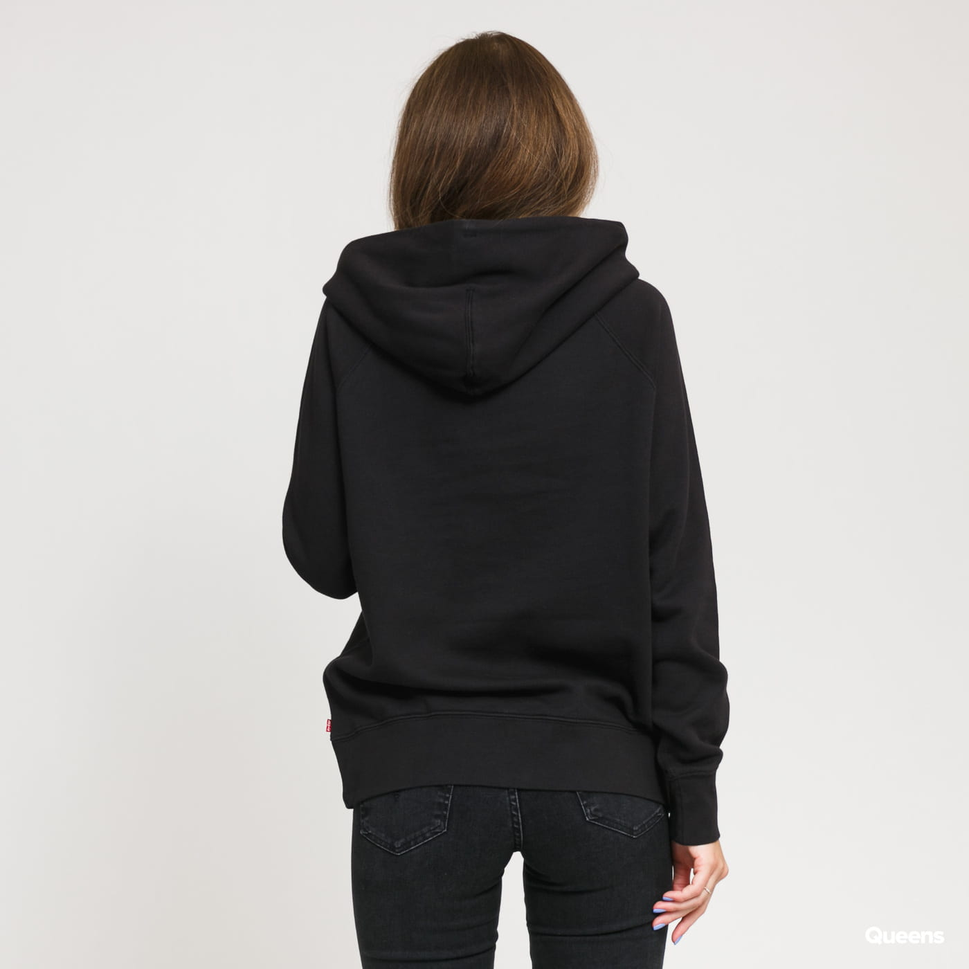 Levi's ® Graphic Sport Hoodie černá / multicolor