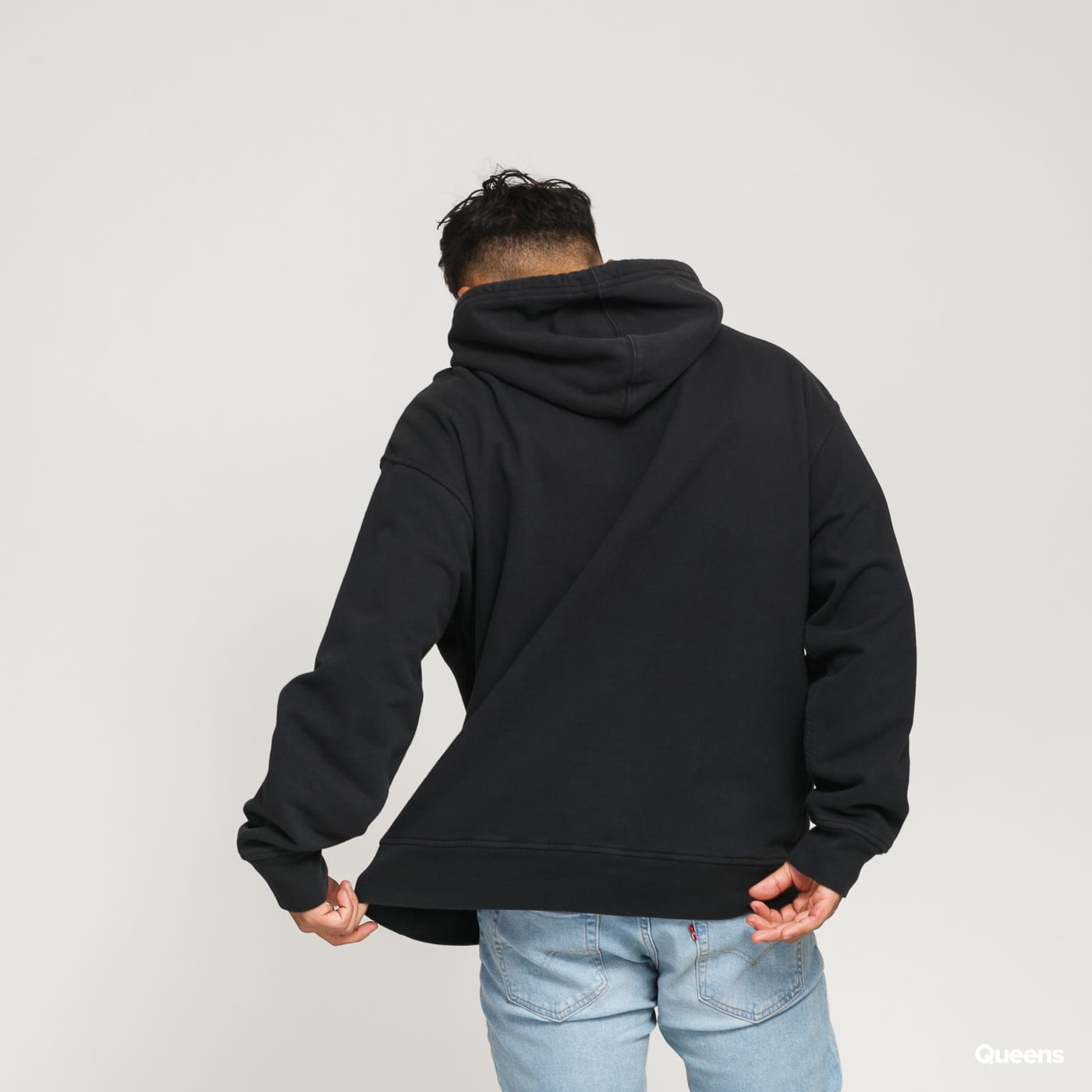 Levi's ® T2 Relaxed Graphic PO black