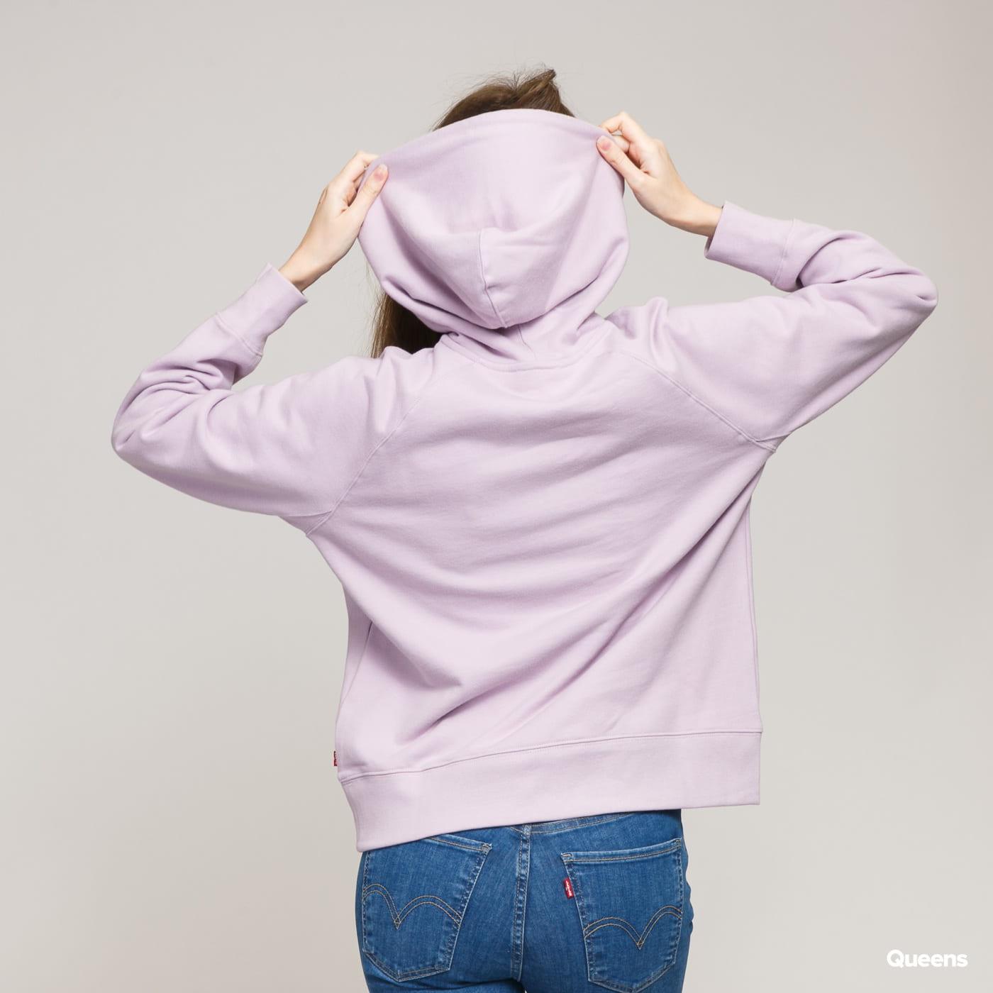 Levi's ® W Graphic Sport Hoodie light purple
