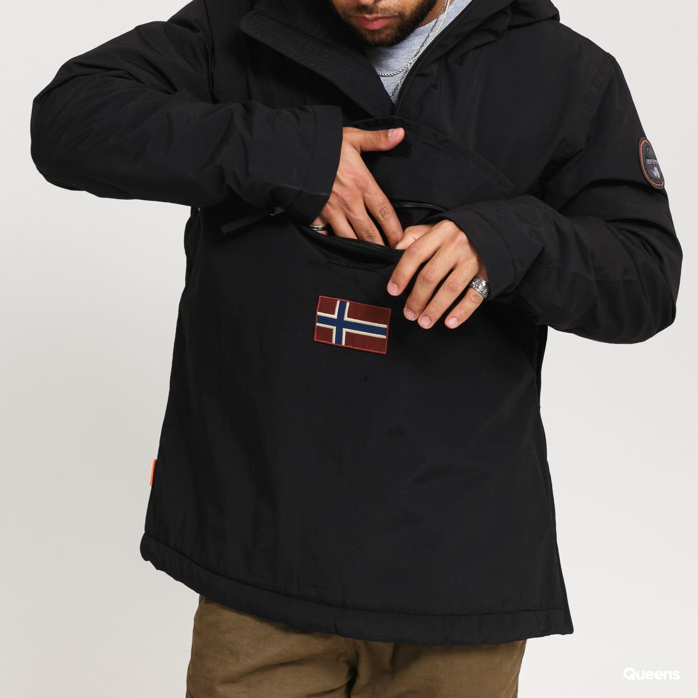 NAPAPIJRI Rainforest Winter 2 Jacket black