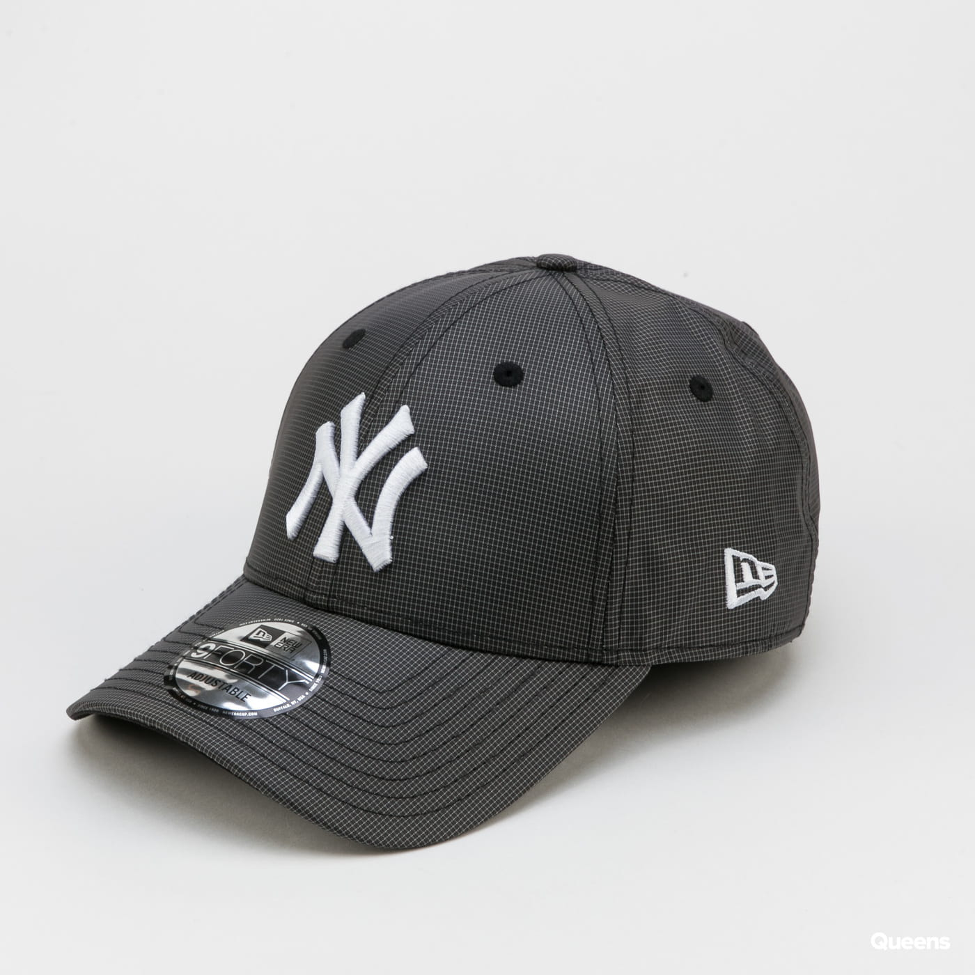 New Era 940 MLB Team Ripstop LA dark gray