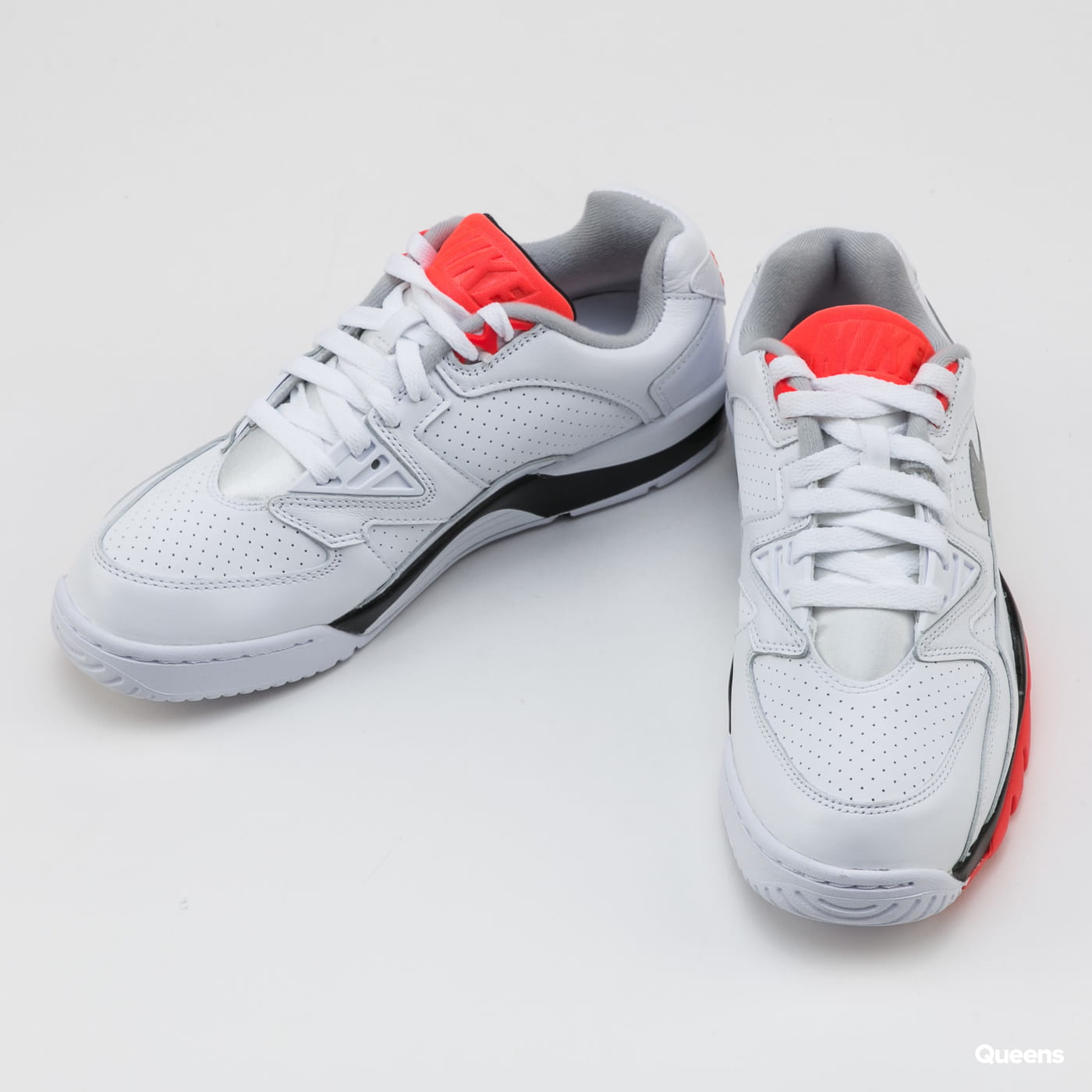 Nike Air Gross Trainer 3 Low white / lt smoke grey