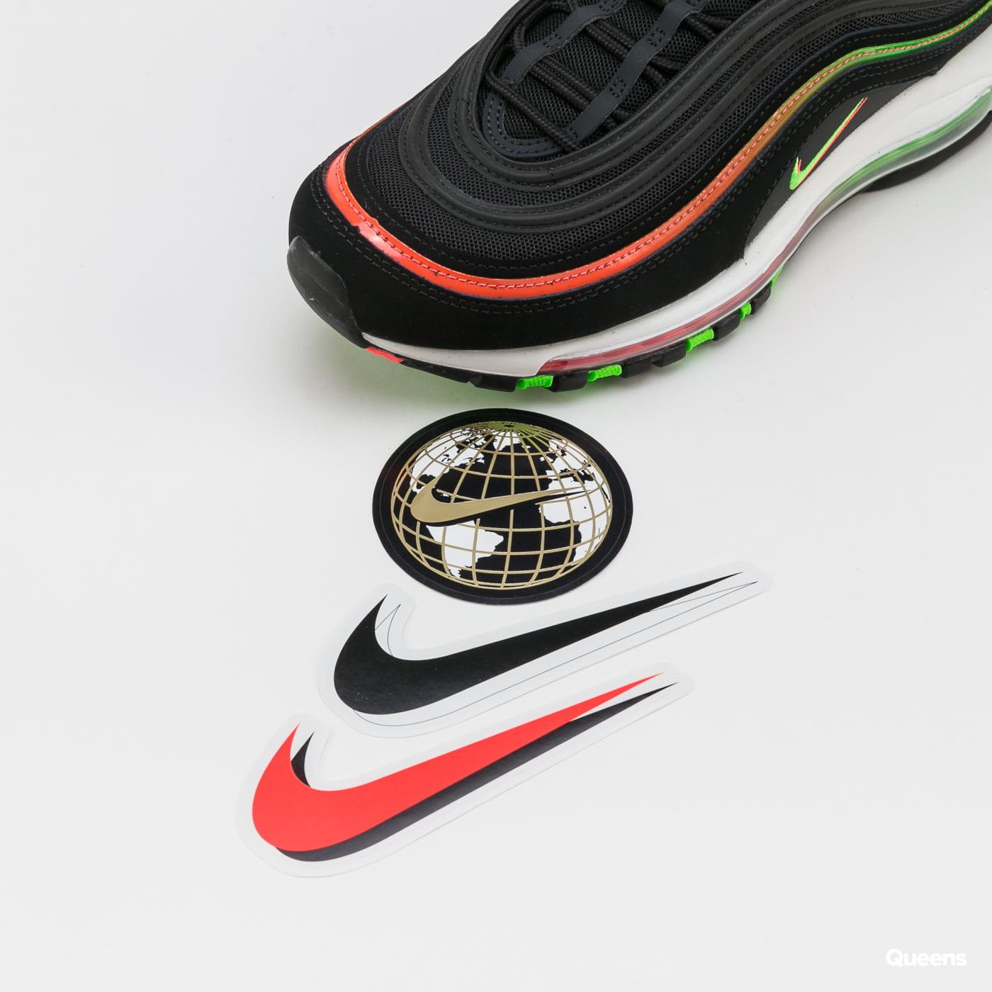 Nike Air Max 97 Worldwide black / green strike