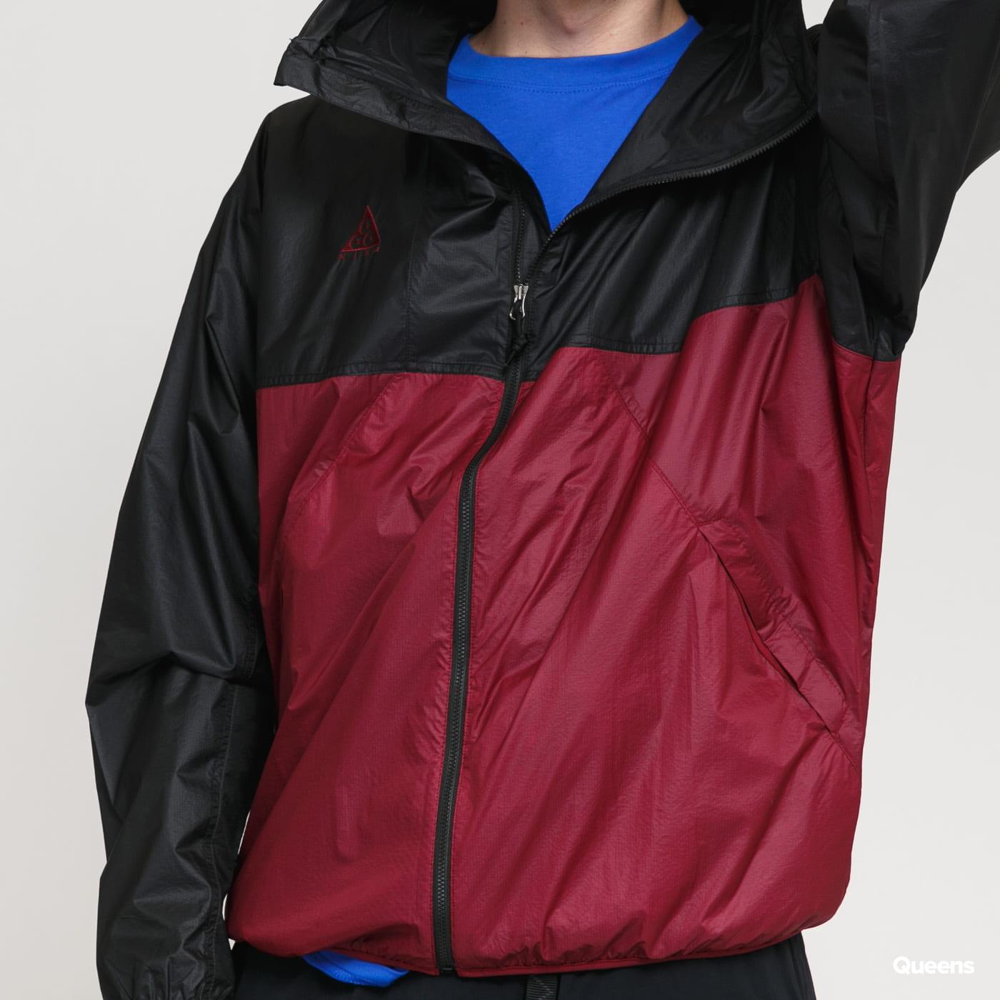 Nike M NRG ACG Lightweight Jacket dark burgundy / black