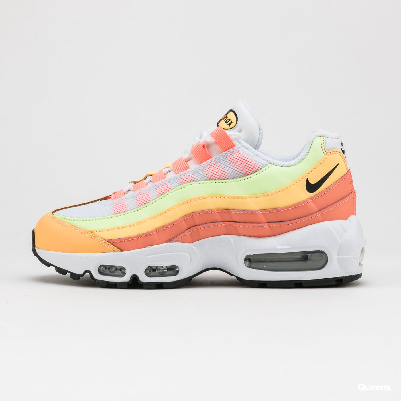 Nike W Air Max 95 atomic pink / black - white