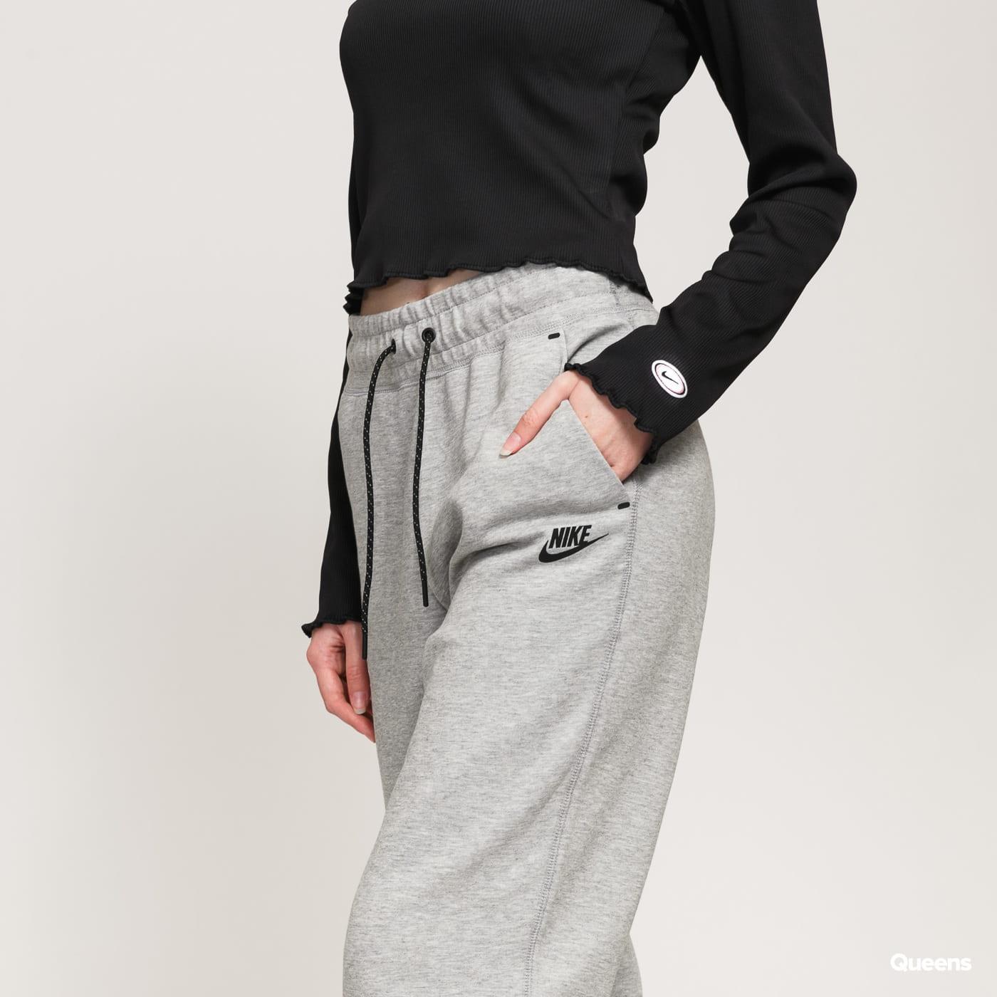 Nike W NSW Tech Fleece Pant HR melange gray