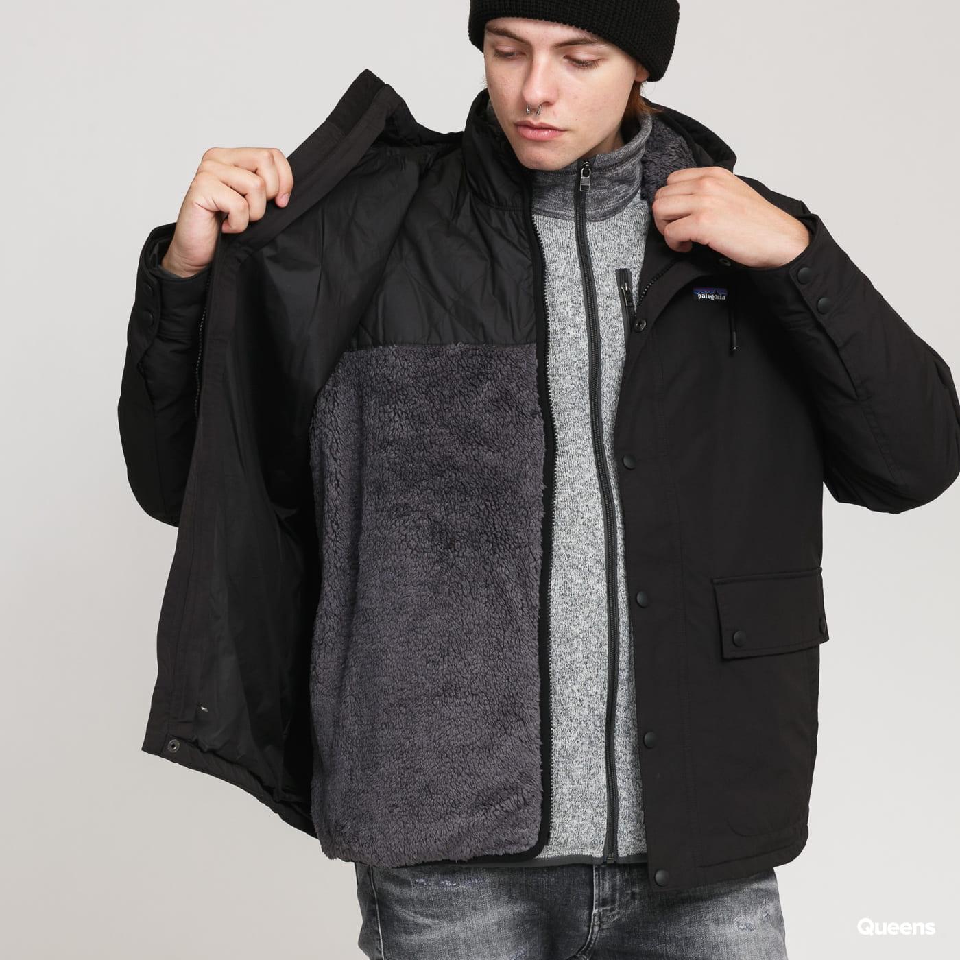 Patagonia M's Isthmus 3 in 1 Jacket černá