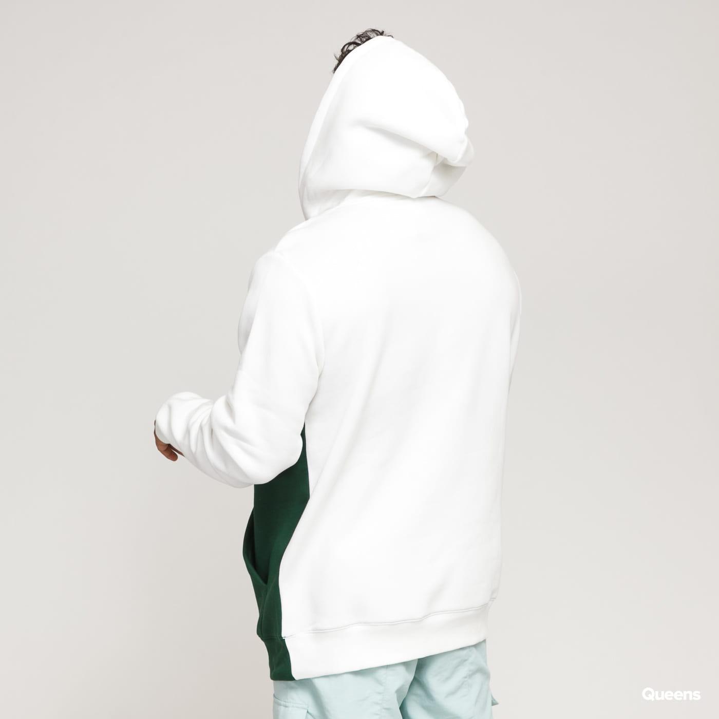 Reebok Classics Linear Hoodie white / dark grey / navy