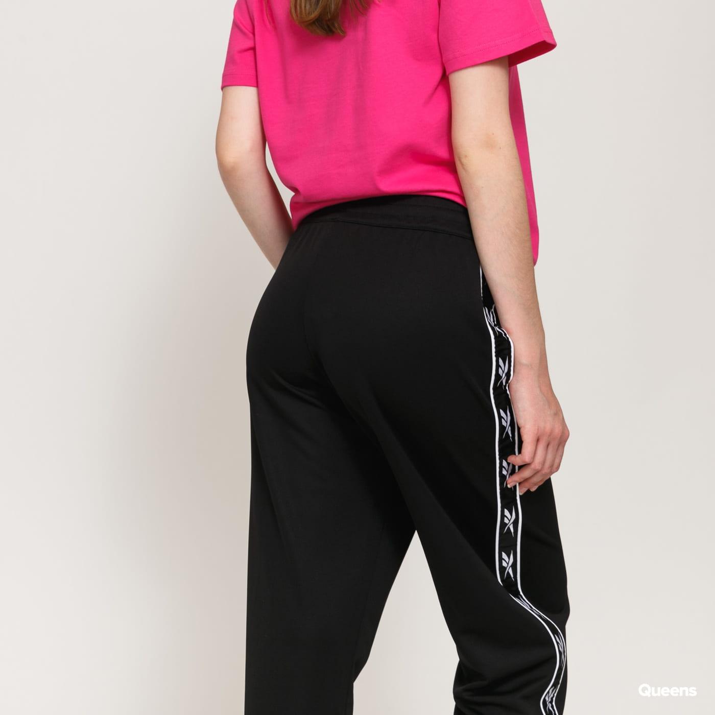 Reebok Classics Vector Tape Pants černé / bílé