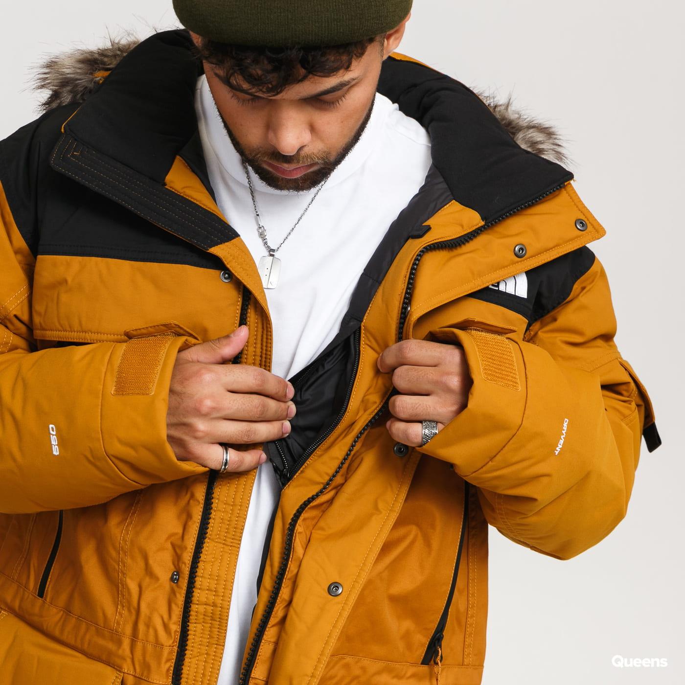 The North Face M MC Murdo 2 brown / black