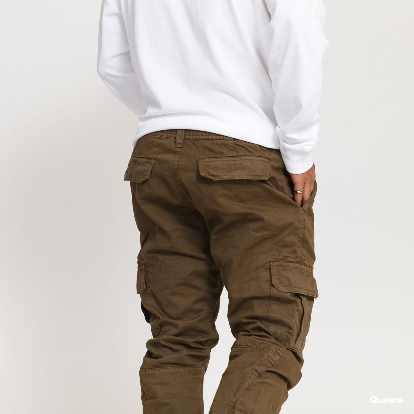Urban Classics Cargo Jogging Pants brown