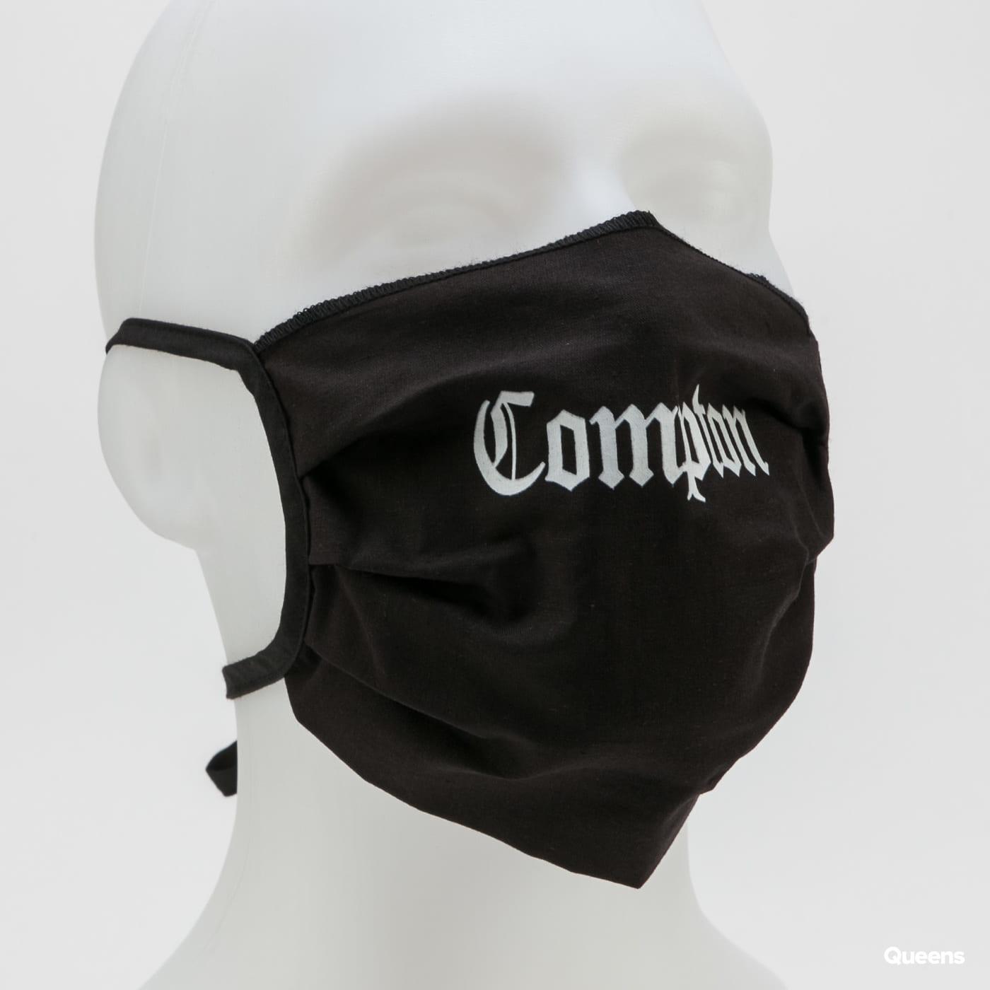 Urban Classics Compton Face Mask 2-Pack black
