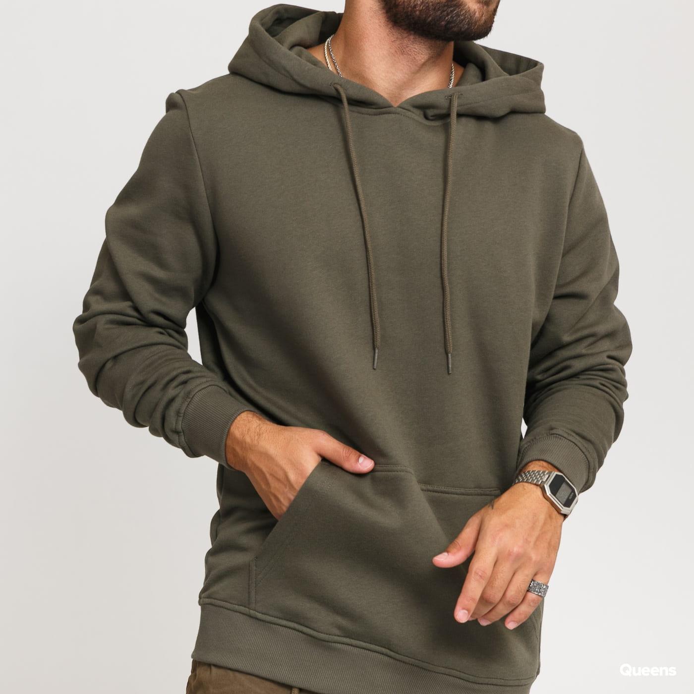 Urban Classics ORGANIC Baumwolle Basic Hoody