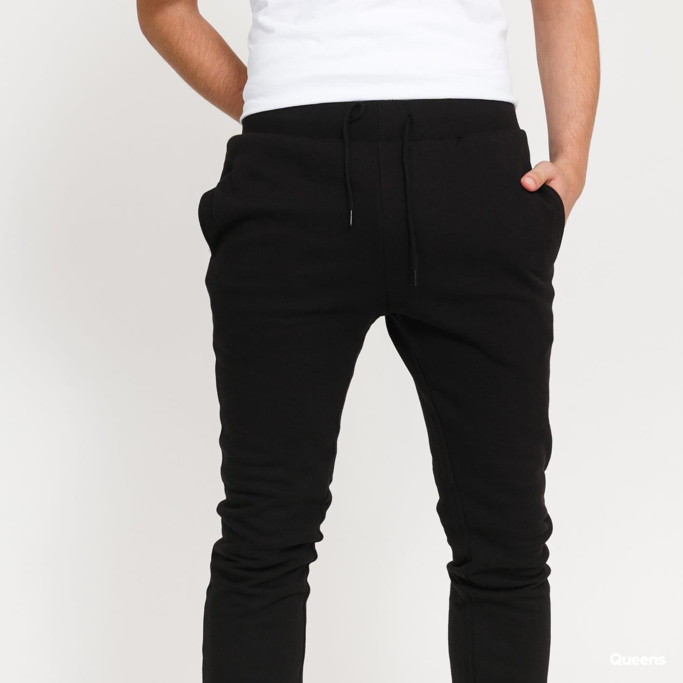 Urban Classics Organic Basic Sweatpants černé