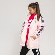 adidas Originals Coach Jacket světle růžová / fialová