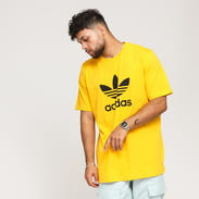 adidas Originals Trefoil T-Shirt yellow