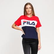 Fila W Allison Tee red / white / navy