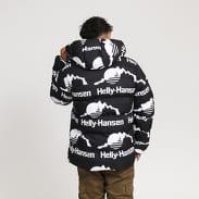 Helly Hansen Puffy Anorak černá / bílá