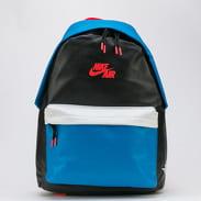 Jordan Air 1 Backpack black / blue / white / neon pink