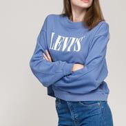 Levi's ® W Graphic Diana Crew modrá