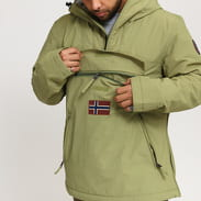 NAPAPIJRI Rainforest Pocket 1 Jacket zelená