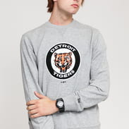 New Era MLB Cooperstown Crew Detroit Tigers melange gray