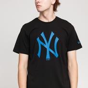 New Era MLB Seasonal Team Logo Tee NY černé / modré