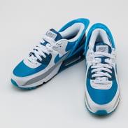 Nike Air Max 90 Flyease white / laser blue - white