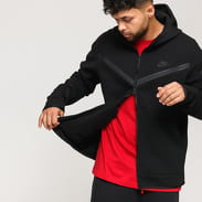 Nike M NSW Tech Fleece Hoodie FZ WR black